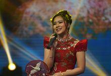 CNY Harmony 2021 - DAAI TV by Huang Jia Jia Mandarin Singer