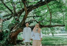 Prewedding Anis & Agus by Domencia Photography