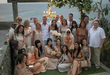 Wedding of Dale & Indah by KAMAYA BALI