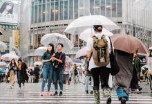Dalton & Weifen in Tokyo by Jeffery Koh Photography