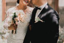 The Wedding of Desty and Monty by Happy Bali Wedding