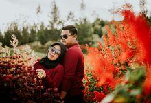 Prewedding of Firdha & Bayu by Platoo