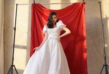 Madeline White Dress by Byagnesisabela