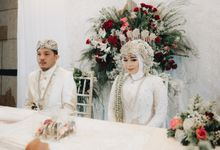 Wedding of Debby & Ario Part II by Alexo Pictures