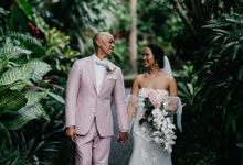 Crystal & Don by Botanica Weddings