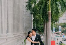 Daniel & Gali || Pre-wedding by Krystalpixels