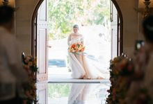 The Wedding of Destine & Mariz by Hilda by Bridestory