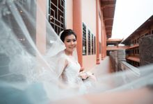 The Wedding of Danny & Yenty by Yumi Katsura Signature