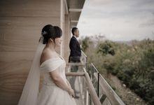 Adeline & Daniel Wedding at Mulia Resorts & Villas Bali by AKSA Creative