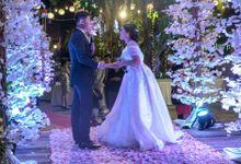 Wedding Day of Daniel & Yuri by D'banquet Pantai Mutiara