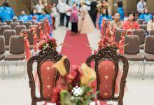 Daniel Maya Wedding | The Matrimony by Ducosky