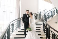 Daniel & Riana Wedding Day Part 1 by Dfleur Photography