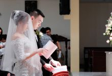 Daniel & Riana Wedding Day Part 2 by Dfleur Photography