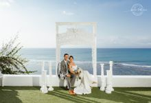 Robert & Daniella Elopement in Bali by Bali Pixtura