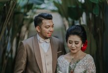 Giana & Dhani Wedding by Garland Galore Flower Shop