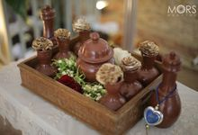 Pre-Wedding Prayer & Cultural Ceremony of Danika by MORS Wedding