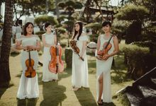 Eby & Ianis Wedding by Moira Ensembles