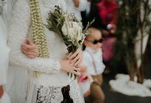 Wedding of Dara and Axel by Diurna Story