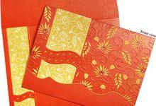 Hindu Wedding Invitations by A2zWeddingcards