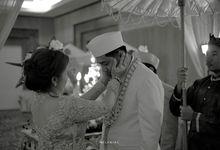Wedding From Michiko + Restama by Milenial Wedding Event