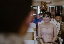 Engagement From Rosafina by Milenial Wedding Event