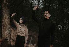 Couple Session From Elisa + Andika by Milenial Wedding Event