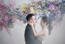 Darryl & Greace Prewedding Studio by ANTHEIA PHOTOGRAPHY