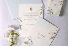 LOVE BLOOMS by BloomingDays Invitation Studio