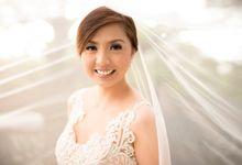Wedding/Bridal Make up by Carissa Cielo Medved