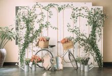 A Wedding with Floral and Rustic Details by Hillcreek Gardens Tagaytay