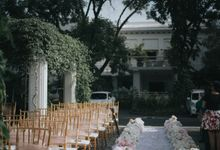 Wedding Fredy & Farah by The Shalimar Boutique Hotel