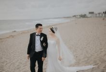 The Wedding of Afred & Anastasia by Bali Wedding Specialist