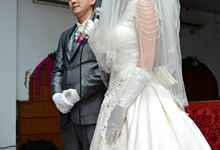 The Royal Wedding of Dave and Fenny by Silvano Photography