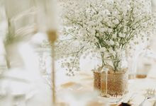 The Wedding of David & Bianca by Elior Design