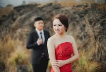 Prewedding David & Serli by ASPICTURA