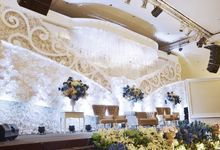 The Wedding Of David And Vienna by Dream Decor