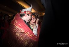 TRADITIONAL WEDDING OF DAVID AND NANCY by Ambrosio Fotografia