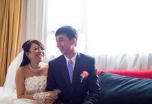 The Wedding of David & Tina by Picomo