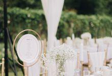 INTIMATE WEDDING by THE HIVE BUMI PANCASONA