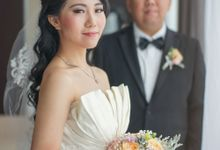 Wedding Of David & Devie by Ohana Enterprise