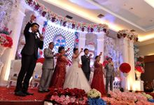 The Wedding Nico Dian Senaputra & Maria Yovita Candra by Yonatan Natanael MC