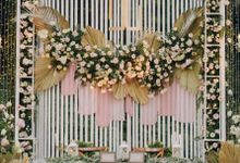 The Wedding of David & Gita by Elior Design