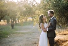 David & Maria Wedding by WEDbyART