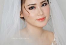 Bride Regina by Davina St May Hair and Makeup