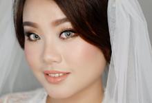 Bride Amelia by Davina St May Hair and Makeup