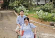 Davine Kartini Pre-Wedding | Countryside by Ducosky