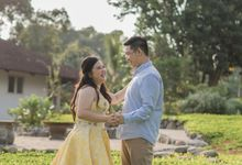 Davine Kartini Pre-Wedding | You Taste Like Sunshine by Ducosky