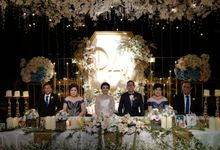 Wedding of Daniel & Arlina by La'SEINE Function Hall