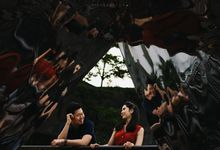 Delbert & Evelyn Couple Session by Sincera Story