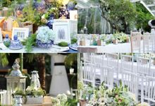OUTDOOR, PLATARAN DHARMAWANGSA by Yulika Florist & Decor